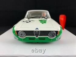 Brm107 Brm Alfa Romeo Gta White #35 124 Scale Slot Car