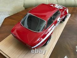 Carlo Brianza 114 I KIT 1972 Alfa Romeo GTA Junior (or) 1989 Lancia Delta 16V
