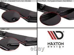 Cup Spoilerlippe Front Ansatz V. 1 passend für ALFA ROMEO 156 GTA Carbon Look
