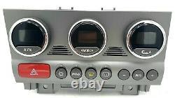Genuine Brand New Alfa Romeo 156 GTA 2004 Heater / Climate Control Fascia Panel