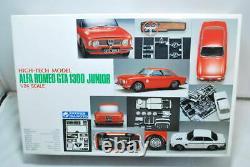 Gunze Sangyo 1/24 High-Tech model Alfa Romeo GTA1300 Junior