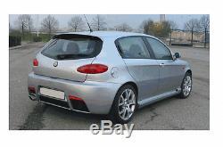 Heck Stoßstange hinten in GTA Optik für Alfa Romeo 147 -10/04 PP47215