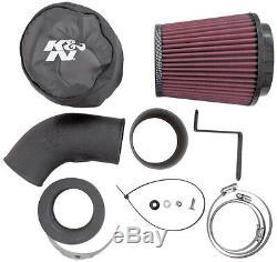 K&N 57i INDUCTION KIT for ALFA ROMEO 147 156 GTA 3.2 V6 57-0498
