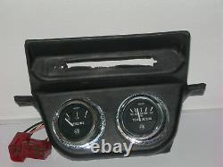 Manometri Jaeger Alfa Romeo GT GTA Spider Duetto temperatura acqua benzina