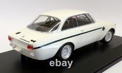 Minichamps 1/18 Scale 155 120021 1971 Alfa Romeo GTA 1300 Junior White
