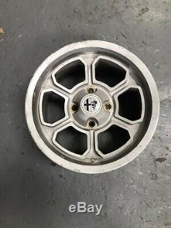 Momo Vega 6.5 x 14 wheels Alfa Romeo GTV GTA