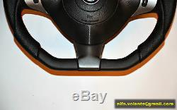 NEU Alfa Romeo 147 156 GT lenkrad FLACH GTA FLAT steering wheel volante QV V6 Q2