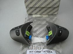 NEW Alfa Romeo 147 GTA GT Q2 156 steering wheel AUDIO BUTTONS, RARE