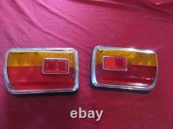 Original Alfa Romeo Bertone Gt Gta Gtv Taillight Left+Right 105366508100 New
