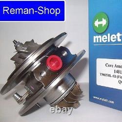 Original Melett UK turbocharger cartridge Alfa Romeo 159 1.9 JTDM 150 bhp 773721