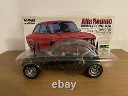 Tamiya 58307 Alfa Romeo Giulia Sprint GTA M-04M RC Car