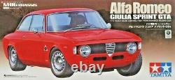 Tamiya 58486 AlfaRomeo Giulia Sprint GTA M-06 Chassis 1/10 110 Express delivery