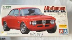 Tamiya RC 110 Alfa Romeo Gulia Sprint GTA M04-M