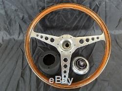 Volante Originale Vintage Nardi Mozzo Alfa Romeo Es. Giulia Gta