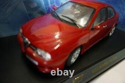 1/18 Ricko Alfa Romeo 156 Gta Rouge