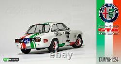 1/24 Custom Built'65 Alfa Romeo Giulia Sprint Gta 1600 (de Tamiya Modèle Kit)