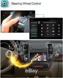10.1 Android 9.1 Double Din Voiture Mp5 Gps Bt Wifi 3g 4g Dvr Obd Tpms Mlk