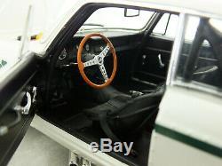 118 Minichamps 1971 Alfa Romeo Gta 1300 Junior Modifié Tuning Code Umbau 3