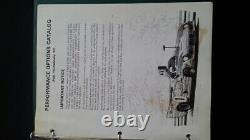 1977 Orig Alfa Romeo Gta 101 105 Tz Autodelta Racing Options Catalogue