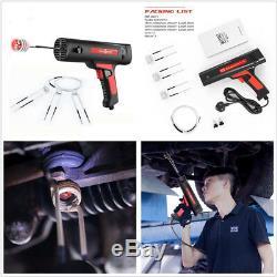 1x Eu Plug 220v À Induction Magnétique Chauffe Outil Pistolet Pour Camion De Voiture Sans Flamme Chaleur