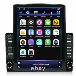 2+32go Android 9.1 1din 10.1in Voiture Stereo Radio Sat Nav Gps Wifi Mp5 Player