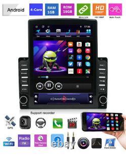 2din Android 9.1 Car Stereo Radio Gps Mp5 Lecteur Multimédia Wifi Hotspot