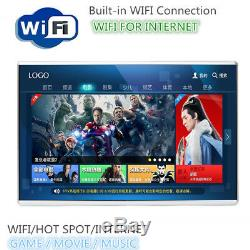 2x 11,6 '' Hd Écran Tactile Android 6.0 Têtière Voiture Moniteurs Bt Wifi 3g / 4g Fm Obd