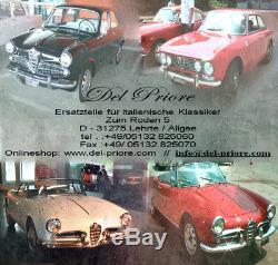2x Außenspiegel Spiegel Ferrari 246 250 275 330 365 Gtc Dino 911 912 914