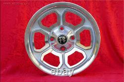 4 Cerchi Momo Vega Alfa Romeo 6x14 Giulia Gt Gta Wheels Felgen Llantas Jantes