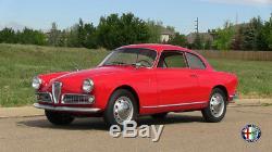 6x Mutter Ventildeckel Alfa Romeo 105 Araignée 101 Giulia Giulietta Bj Satz 60-70