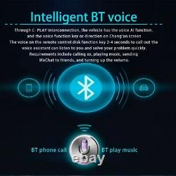 9.5 Single Din Head Unit Voiture Stereo Mp5 Lecteur Ips Écran Bt Radio Fm Bluetooth