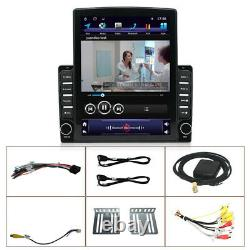 9.7in Vertical Écran 2din Car Stereo Radio Android 9.1 Gps Navi Head Unit 1 + 16g