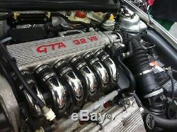A Unique 3.2 V6 Alfa Romeo 156 Gta Sportwagon Très Rare Idéal Investissement