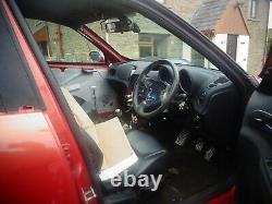 Alfa 156 3.2 Gta Breaking Bonnet En Orange/rouge 98-03
