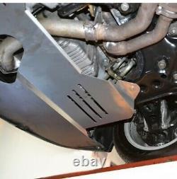 Alfa 156 V6 Gta Engine Guard Aluminium