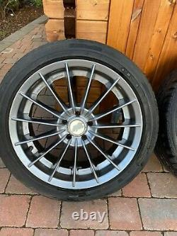 Alfa Alliages Roues Gtv Spider Gt 156 Gta 5x98 17inch Jetfin Style Alfa Romeo 17s
