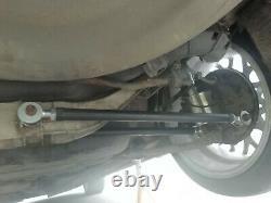 Alfa Romeo 147 156 Gt Gta Bras Transverses Réglables Arrière Set De 4 Uk Based