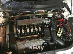 Alfa Romeo 147 2004 937 3.2 Gta, White Pearl, Excellent État