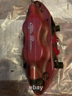 Alfa Romeo 156 147 Gta Gt 3,2 330 MM Brembo Callipers