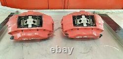 Alfa Romeo 156 Gta Brembo Étalons 305mm Paire 147 156 Gta Étalons Avant Brembo