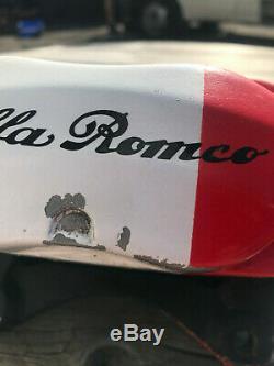Alfa Romeo 156 Gta Gtv 305mm Drapeau Italien Brembo Calibres