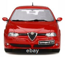 Alfa Romeo 156 Gta Sportwagon Rouge Alfa Rosso Modèleautoot746 Otto 118