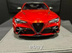 Alfa Romeo Giulia Gta 1/18 Rosso Gta Lim. C'est Moi Qui L'ai Fait. 250 Pièces Bbrc1851