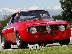 Alfa Romeo Giulia Gta / Gtam Échappement D'origine Autodelta Racing