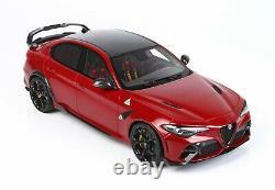 Alfa Romeo Giulia Gta-m Rosso (bbr) Scala 118 Preordine