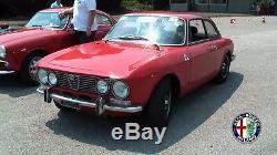 Alfa Romeo Giulia Type 105 Gt Bertone Wasserkühler Motorkühler Radiateur 1968-1979