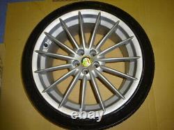 Alfa Romeo Gt 147 156 Gta 18 X 8j Jetfin Jantes En Alliage 5x98 Refurbed