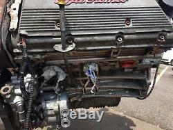 Alfa Romeo Gt 3.2, 156 147 V6 Gta Busso Moteur Avec Services Auxiliaires Et Loom, No Ecu