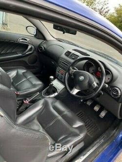 Alfa Romeo Gt 3.2 V6 24v Gta Busso Piste De Course 250bhp 63k Italienne Coupe Bertone