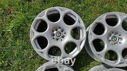 Alfa Romeo Gt Blackline 18 Alufelgen 156 147 Gtv Gta Spider 156074709 Satin